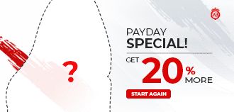 payday 20%